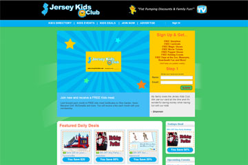 Jersey Kids Club Project