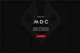 MDC Collection Web Design